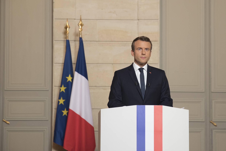 Macron-allocution