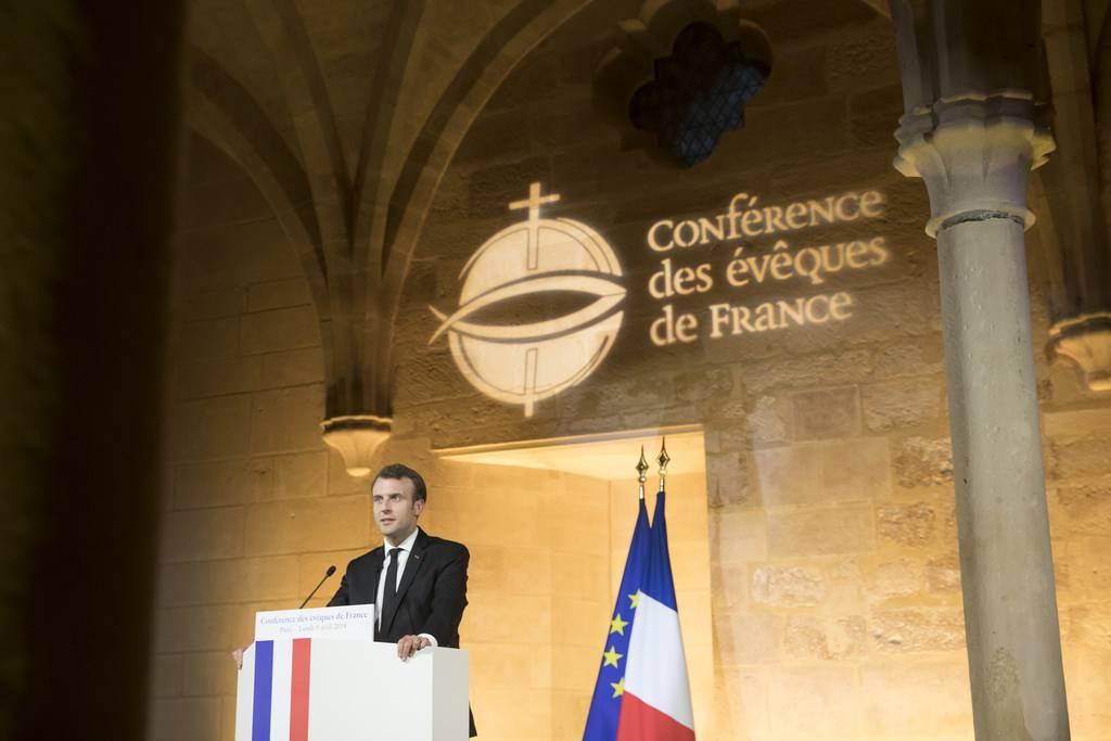 Macron - Bernardins