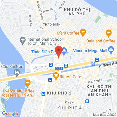 12 Quốc huong street Thao dien pearl district 2, HOCHIMINH Ho Chi Minh, Vietnam