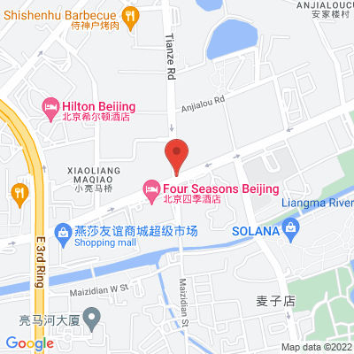 104 Cao Chang Plaza 19 Tianze Lu Liangmaqiao district, 100200 Beijing, Chine
