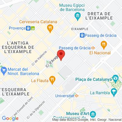 Carte Eixample Barcelone.Rappel Reunion De Rentree Du Comite En Marche Barcelone