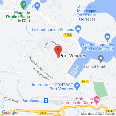 11 rue du 4 septembre, 66660 Port-Vendres