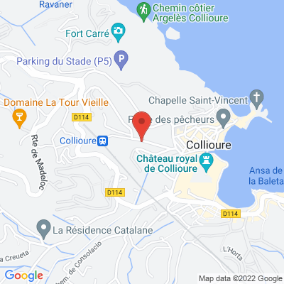 17 Avenue Aristide MAILLOL, 66190 Collioure
