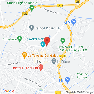 MJC - Avenue Docteur Escoffier, 66300 Thuir