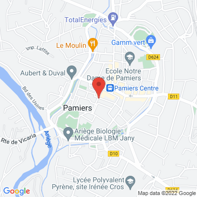 10 rue Charles de Gaulle, 09100 Pamiers