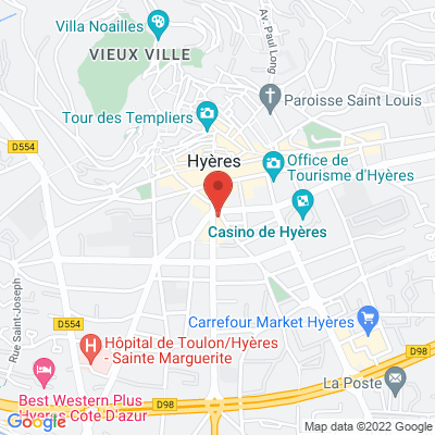Bar le Guillaume Tell - 9 avenue Gambetta, 83400 Hyères