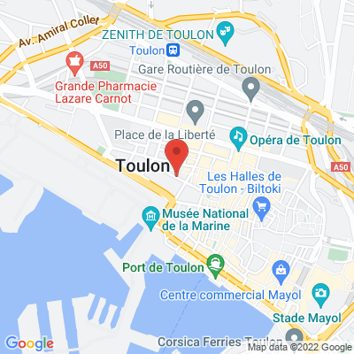 Foyer de la Jeunesse Place d'Armes, 83000 Toulon, France