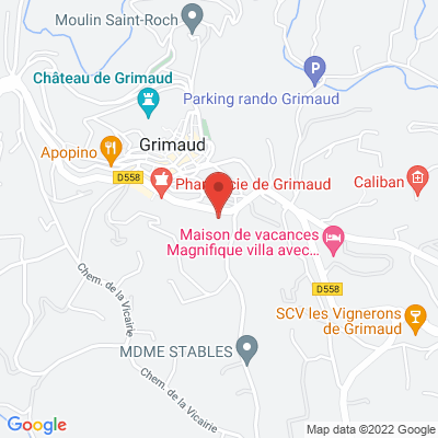 850 Route nationale - Salle Beausoleil -, 83310 Grimaud
