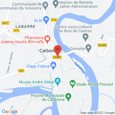 place Jules Ferry, 31390 Carbonne