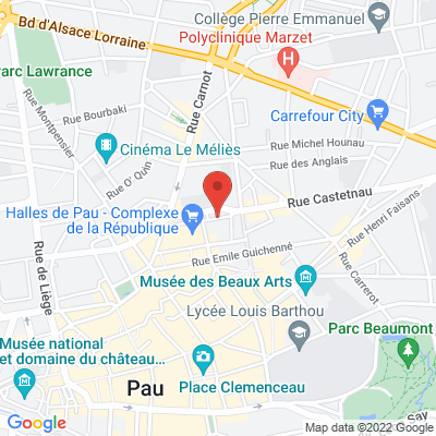 Place Marguerite Laborde, 64000 Pau