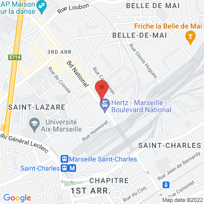 104 Boulevard National, 13003 Marseille 3e
