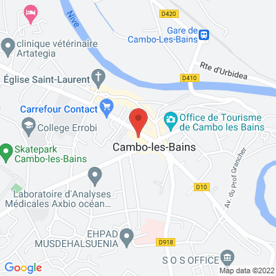 rue Chiquito, 64250 Cambo-les-Bains
