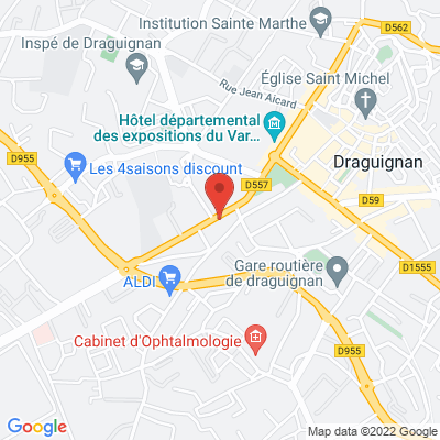 55 avenue du 4 septembre, 83300 Draguignan
