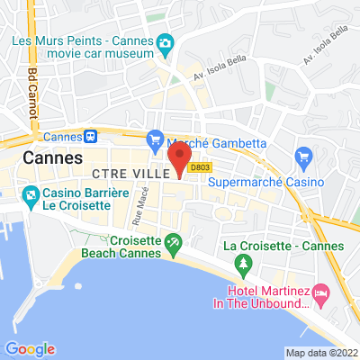 Cannes-6400, 06400 Cannes