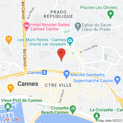 9 Rue Louis Braille, 06400 Cannes