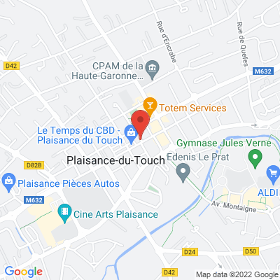 Place Bombail, 31830 Plaisance-du-Touch