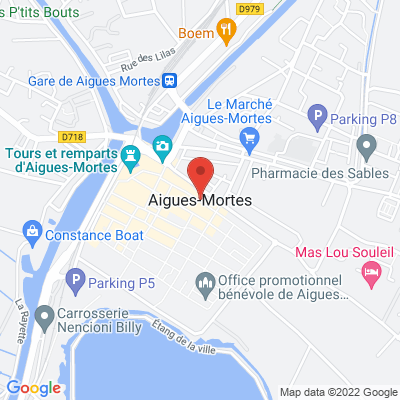 Centre ville, 30220 Aigues-Mortes