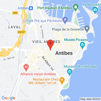 6  RUE DE LA REPUBLIQUE, 06600 Antibes