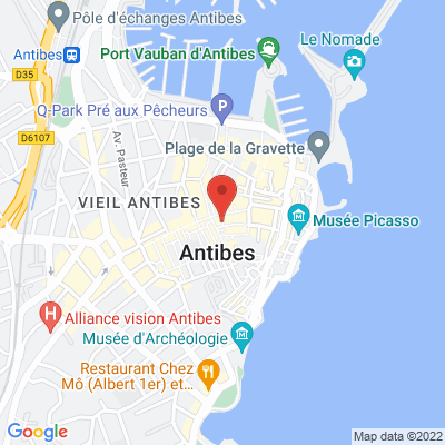 Place Nationale, 06600 Antibes
