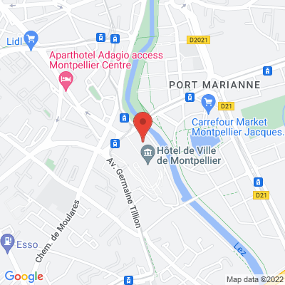 105 Place Georges Frêche, 34000 Montpellier