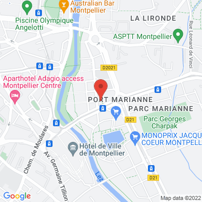 place Thermidor, 34000 Montpellier