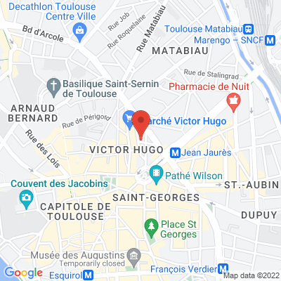 16 place Victor Hugo, 31000 Toulouse