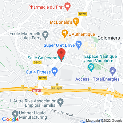salle n°5 Place du Cantal, 31770 Colomiers