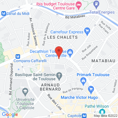 Salle Rancy - 10 rue Jean Rancy 31000 Toulouse, 31000 Toulouse