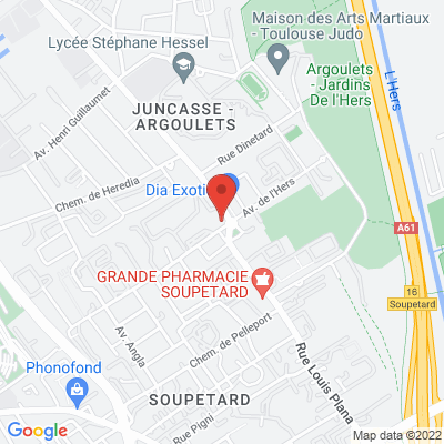 75  rue plana, 31500 Toulouse