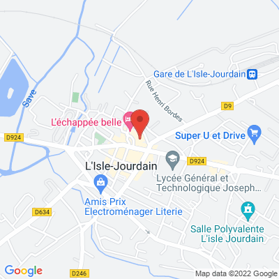12 place gambetta, 32600 L' Isle-Jourdain