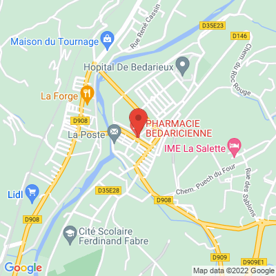 Place Roger ABBAL, 34600 BEDARIEUX, France