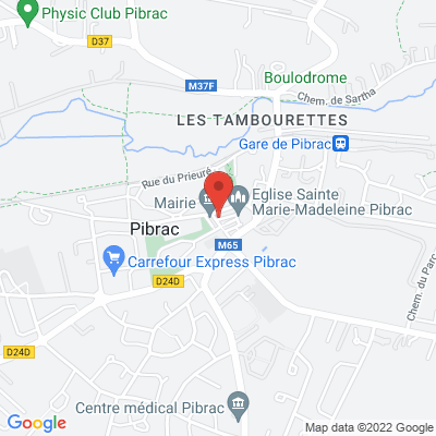1 Espl. Sainte-Germaine, 31820 Pibrac