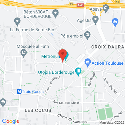 2 rond-point madame de Mondonville, 31200 Toulouse