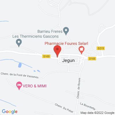PLACE, 32360 Antras