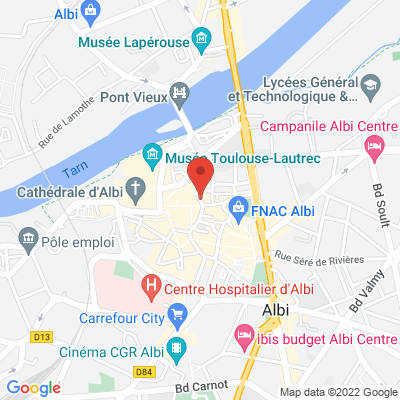 1 rue St-Julien, 81000 Albi, France