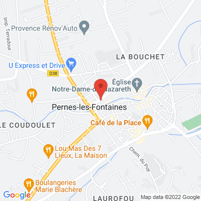 Office du tourieme place Gabriel Moutte, 84210 Pernes-les-Fontaines