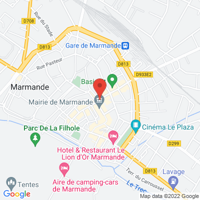 Place Georges Clemenceau, 47200 Marmande