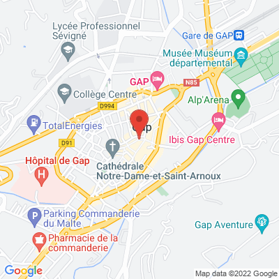 place Jean Marcellin, 05000 Gap