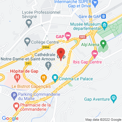 Café Diversion place Jean Marcellin, 05000 Gap