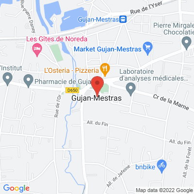 1 Place Charles de Gaulle, 33470 Gujan-Mestras
