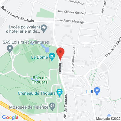 130 avenue de Thouars, 33400 Talence