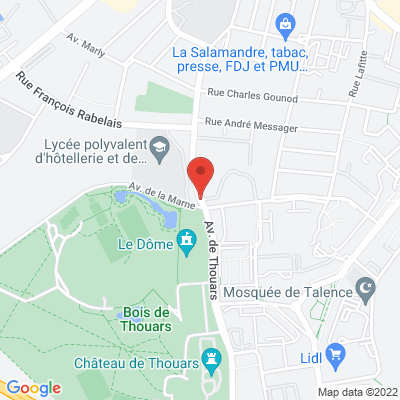 AVENUE DE THOUARS, 33400 Talence