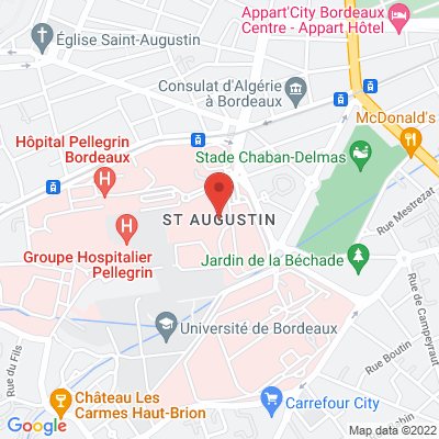 Quartier Saint Augustin, 33000 Bordeaux