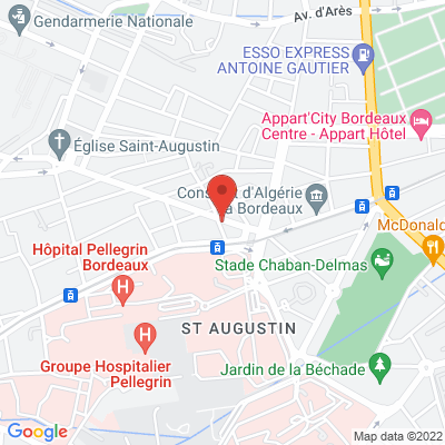 12 rue Du Grand Maurian, 33000 Bordeaux
