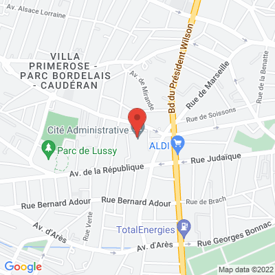2 rue Jules Ferry, 33200 Bordeaux