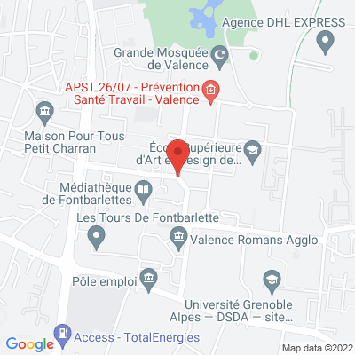 6 rue Georges Bizet, 26000 Valence