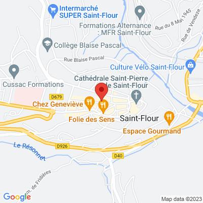 Rencontre avec les habitants et commerçants sur le marché de Saint-Flour