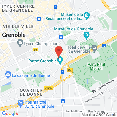 Upper Place rue Beccaria, 38000 Grenoble