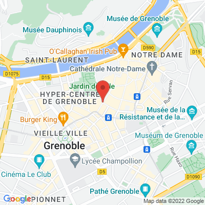 Place Grenette, 38000 Grenoble