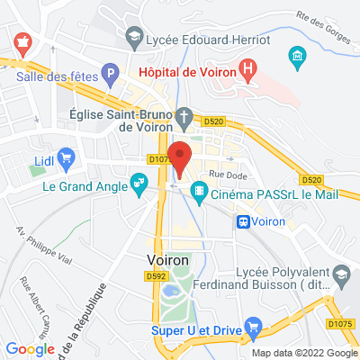 1 av Georges frier, 38500 Voiron